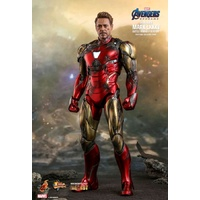 "Avengers 4: Endgame - Iron Man Mark LXXXV Diecast 1:6 Scale 12"" Hot Toy Action Figure (Free Shipping)"