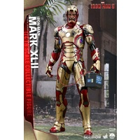 Iron Man - Mark XLII 1:4 Scale Action Figure (Special Order)