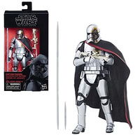 Star Wars The Black Series Captain Phasma 6-inch Action Figure - Exclusive