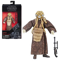 Star Wars The Black Series Zuckuss 6-inch Action Figure - Exclusive