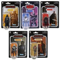 Star Wars The Vintage Collection 2020 Action Figures Wave 4 - Set of 5