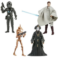 Star Wars The Vintage Collection 2020 Action Figures Wave 5 - Set of 4