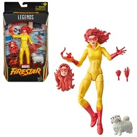 Marvel Legends Series 6-Inch Firestar Action Figure - Exclusive