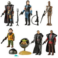 Star Wars The Mandalorian The Retro Collection Action Figures Wave 1