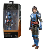Star Wars The Black Series Koska Reeves 6-Inch Action Figure