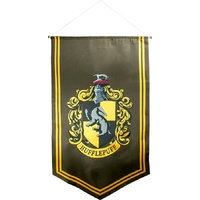 Harry Potter - Hufflepuff Satin Banner