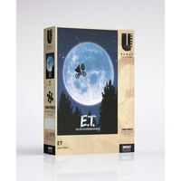 ET The Extra Terrestrial - One Sheet 1000 Piece Jigsaw Puzzle