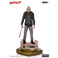 Friday the 13th - Jason Voorhees 1:10 Scale Deluxe Statue