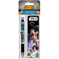 Star Wars Pen & Bookmark Set
