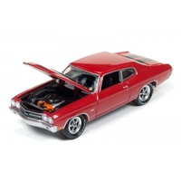 Johnny Lightning Jack Reacher: 1970 Chevrolet Chevelle SS Limited Edition 1:64 Diecast