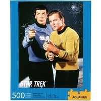Star Trek – Spock & Kirk 500pc Puzzle