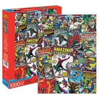 Marvel 1000pc Jigsaw Puzzle - Spider-Man Collage