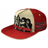 KISS END OF THE ROAD CAP