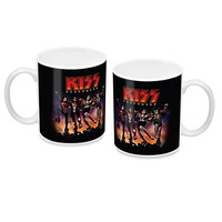 Kiss Destroyer Image Mug