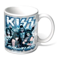 KISS LOUD & PROUD 11oz MUG