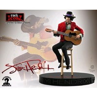 Jimi Hendrix - 2nd Edition Rock Iconz Statue