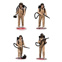 Stranger Things - Ghostbusters Deluxe Action Figure 4-pack