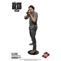 "The Walking Dead - Glenn 10"" Deluxe Action Figure"