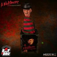 A Nightmare on Elm Street - Freddy Burst-A-Box