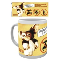 Gremlins Three Rules Mug