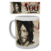 The Walking Dead - Daryl Needs You Mug