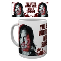 The Walking Dead Sunshine Mug