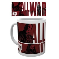 The Walking Dead All Out War Mug
