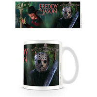 Freddy Vs Jason Stomping Grounds Mug