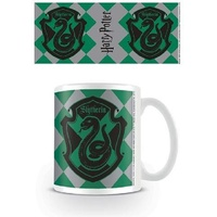 Harry Potter Slytherin Plaid Mug