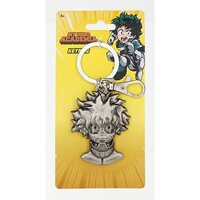 My Hero Academia Deku Figure Pewter Key Chain