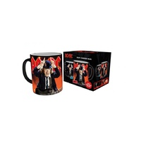 ACDC Heat Changing Mug - Live