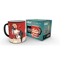 Fallout Heat Changing Mug - Nuke Cola