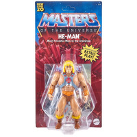 Masters of the Universe Origins He-Man Action Figure