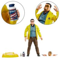 Jurassic Park Dennis Nedry 6-Inch Scale Amber Collection Action Figure