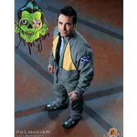 Stargate Atlantis Autograph Paul McGillion #1