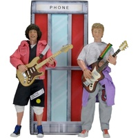 "Bill & Ted's Excellent Adventure - Bill & Ted 8"" Action Figure 2-Pack"