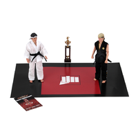 "Karate Kid - 8"" Tournament Action Figure 2-pack"