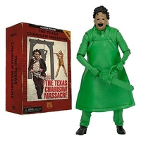 "Texas Chainsaw 7"" Leatherface Video Game Action Figure"