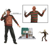 "A Nightmare on Elm Street - Freddy Dream Warriors 7"" Action Figure"
