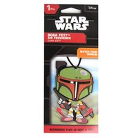 Star Wars Boba Fett Wiggler Air Freshener with Stand