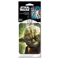 Star Wars Yoda Air Freshener 2-Pack