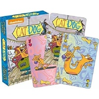 CatDog Playing Cards