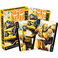 Transformers – Bumblebee Playing Cards