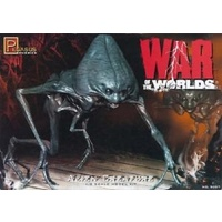 War of the Worlds Alien Creature Model Kit 1:8 Scale