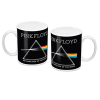 Pink Floyd Dark Side of the Moon Record Cover Coffee Mug