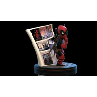 Deadpool - Deadpool 4D Q-Fig Diorama