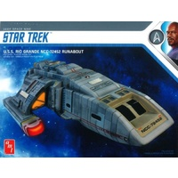 Star Trek DS9 1:32 U.S.S Rio Grande NCC-72452 Runabout 2 Model Kit