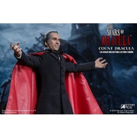 Universal Monsters - Count Dracula (Christopher Lee) 12'' Figure (Free Shipping)