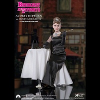"Breakfast at Tiffany's - Holly Golightly Deluxe 12"" 1:6 Scale Action Figure (Free Shipping)"