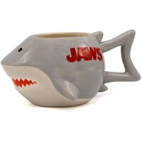 Jaws Shark Ceramic 3D Sculpted Mug